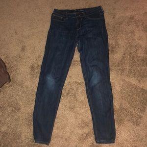 Express Dark Wash Jeans
